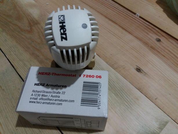 Głowica termostatyczna Herz Clasic