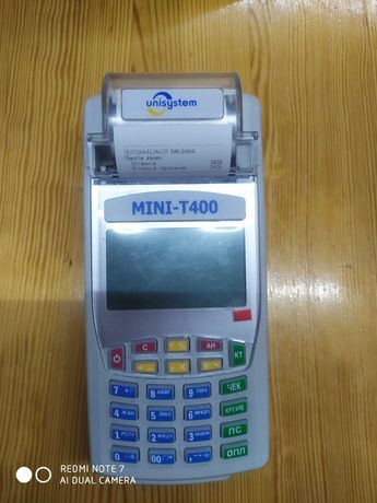 Касовий аппарат Mini-T400ME