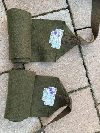 Owijacze/opinacze armia brytyjska COMMONWEALTH 1943-44