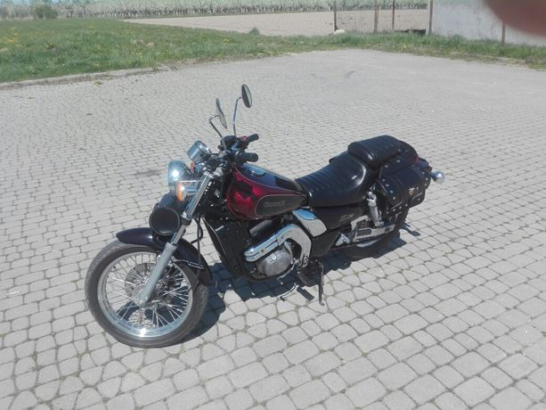 Kawasaki el 250 rok 1997