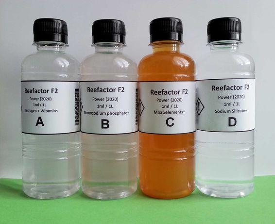 Reefactor F2 nawóz f2 do hodowli fitoplanktonu pożywka f2