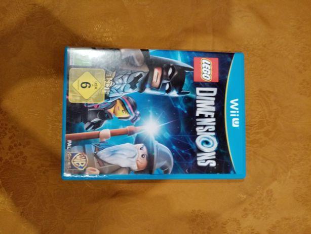 Lego Dimensions na Wii u bez panela