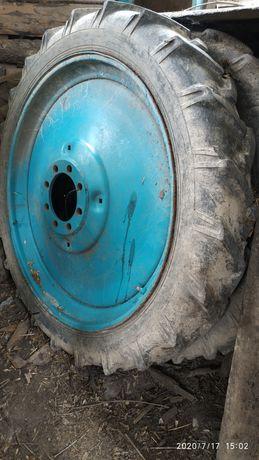 Вузькі колеса (прополочні) на трактор Т 40 МТЗ ЮМЗ