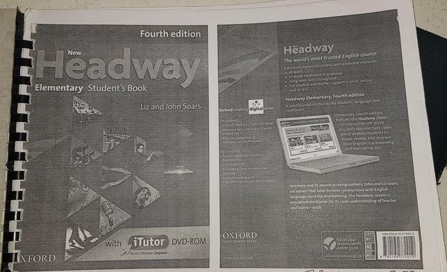 New Headway elementary druk podr+ćw