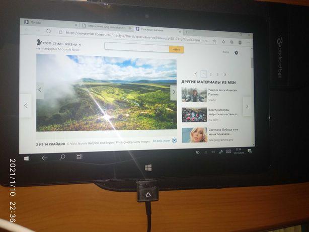Практически новый планшет Dell DESKTOP-7LMM0H2+ подарок Отличный чехол