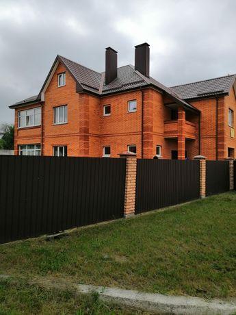 Продам отличный 2-х этажный новый дом в Царском ул Земская