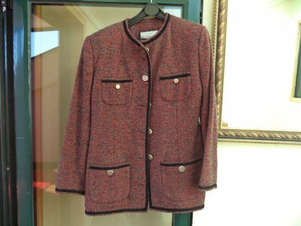 casaco curto tamanho M