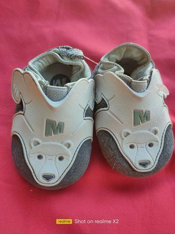 Обувь Merrell кожа