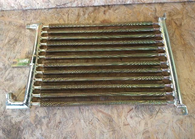 Chłodnica oleju silnika kombajn bizon z056 z058 sw400