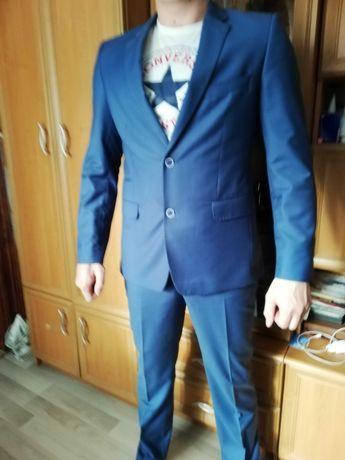 Garnitur roz 182cm VESTITO marynarka spodnie