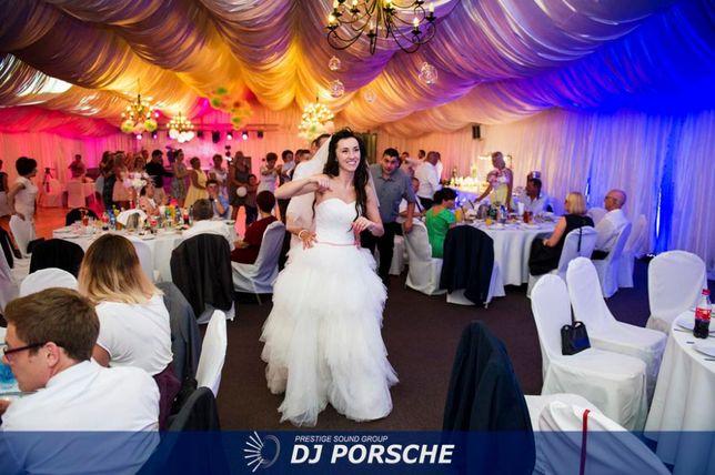 DJ na wesele -dj wodzirej konferansjer - DJ Porsche