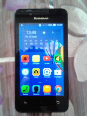 Смартфон lenovo a 319 1000p