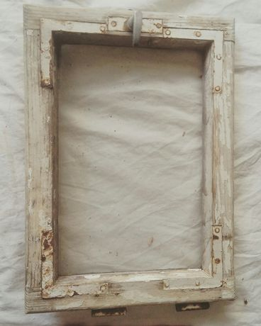 Okno rama okienna do renowacji stare