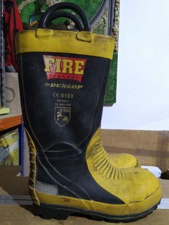 """Botas bombeiros """" Dunlop """""""
