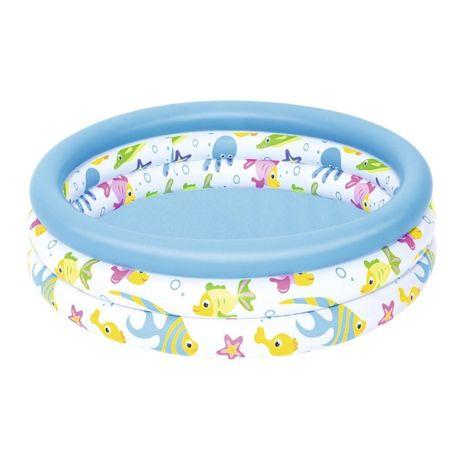 Детский надувной бассейн «Океан» ТМ Bestway арт. 51009