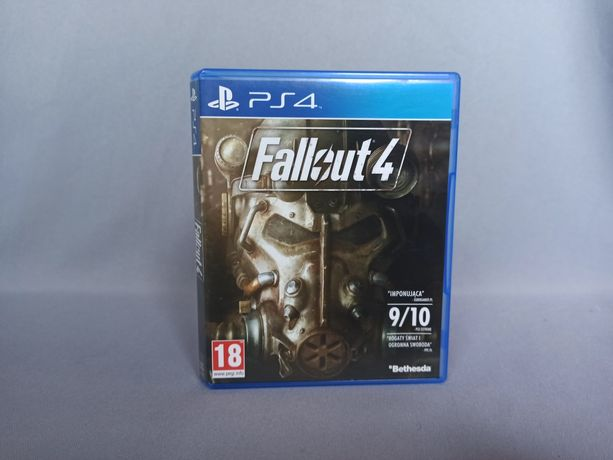 Fallout 4 PS4 PL