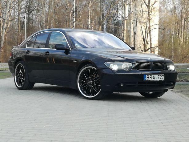 Sprzedam (ewentualnie zamienię) BMW e65 735i
