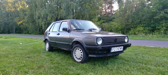 VW GOLF 2 1.6 benzyna