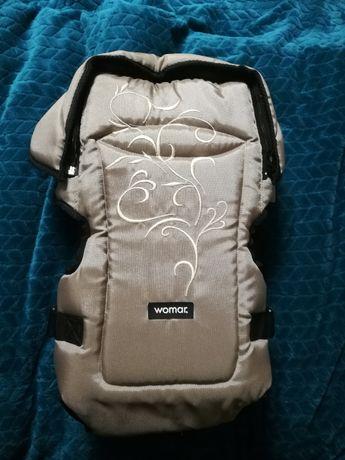 Nowe Nosidło ergonomiczne Womar. plecak od 3 do 24 miesięcy