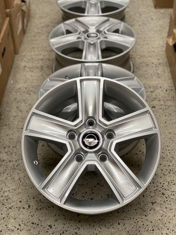 Диски Новые R16/5/130 Opel Movano Renault Master