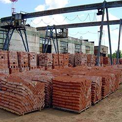 Кирпичный завод действующий
