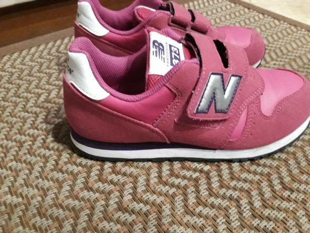 Sapatilhas Nike e NB- Como Novas
