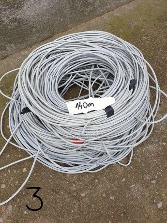 Przewód Przewody kable 2x0.75, 4x2x24AWG, 4x2x23, LKSSA04C