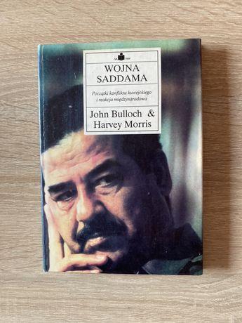 Książka J. Bulloch & H. Mortis - Wojna Saddama