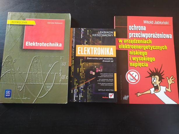 Podręczniki elektrotechniczne