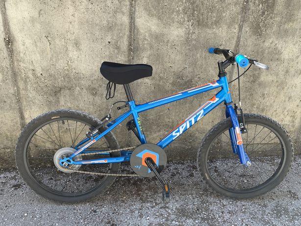 Bicicleta infantil Spitz