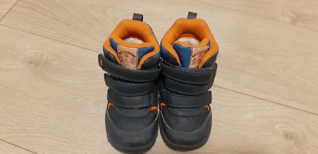 Buty chłopięce zimowe wysokie Cool Club