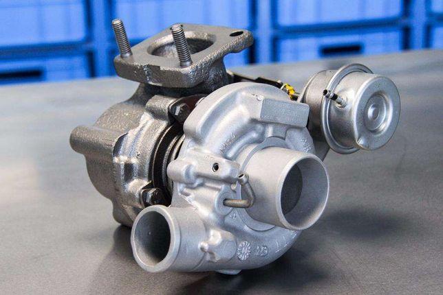 Turbosprężarka 1,8t 180/190 Km Regeneracja Skoda Octavia Vw Beetle Bor