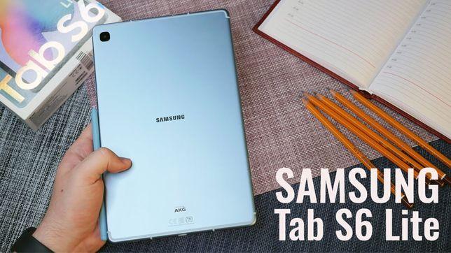 Планшет Samsung Galaxy Tab S6 Lite LTE 64GB Gray (SM-P615NZAASEK)