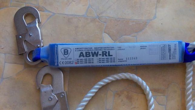 Amortyzator ABW-RL kompletny PROTEKT