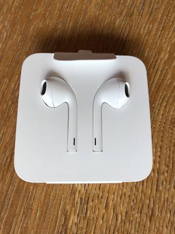 Słuchawki Apple EarPods ORYGINALNE Lightning uszkodzony przewód