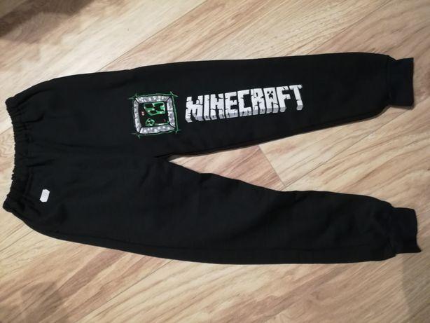 Spodnie Minecraft r. 128, 134, 140, 146, 152, 158
