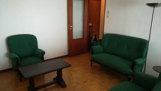 conjunto sala de estar (sofás e mesas)