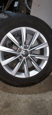 Oryginalne Koła VW Tiguan 5N0 235/55R17 Goodride 17r. 7,5mm