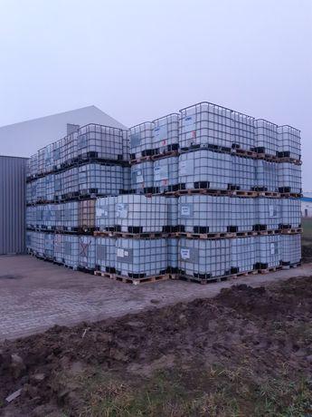 Paletopojemniki 1000l 600l mauzer zbiorniki