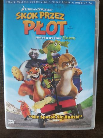 Skok przez płot-DVD