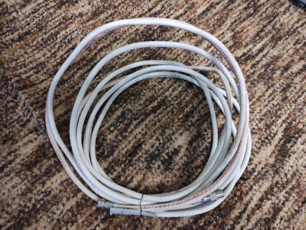 Коаксиальный кабель для кабельного ТВ телевизора