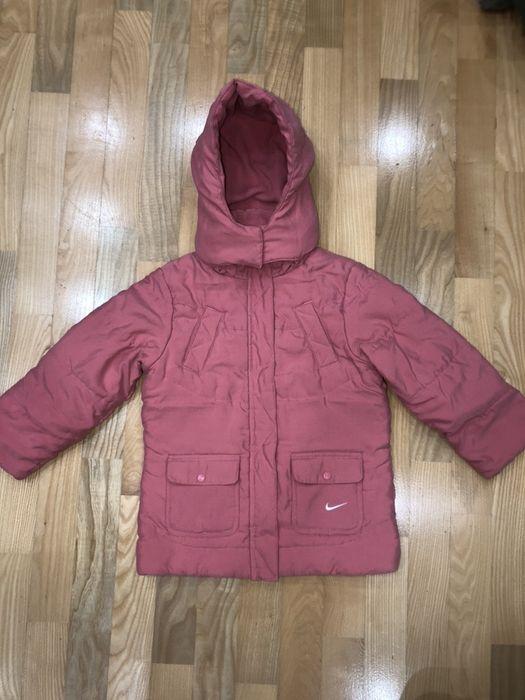 Курточка демисезон Nike 116 р Киев - изображение 1