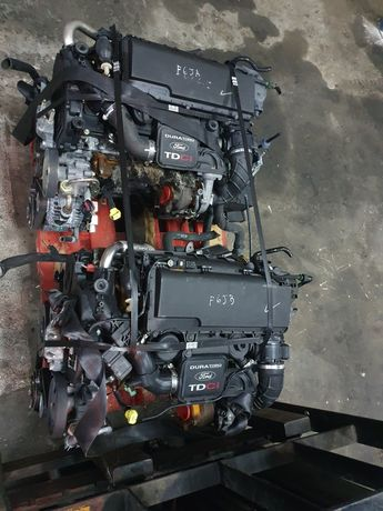 Motor ford fiesta 1.4tdci f6ja/f6jb