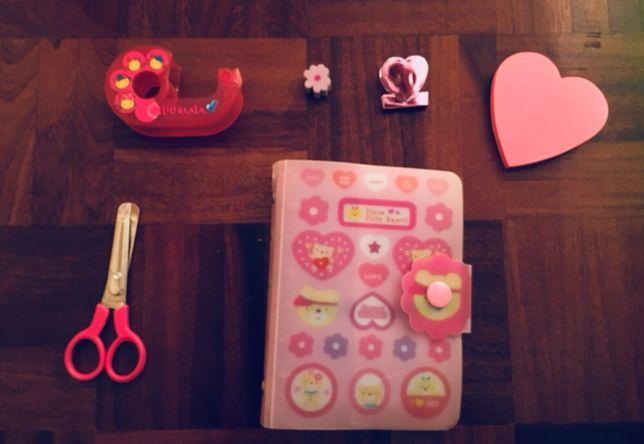 Kit Secretária de Menina