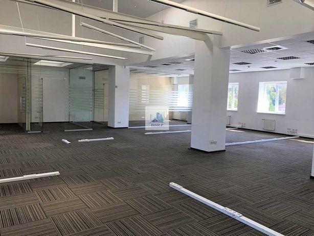 БЕЗ%! Аренда современного IT офиса 491м2 в БЦ. Лукьяновская.