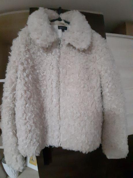 Sprzedam kurtkę futerko damską.