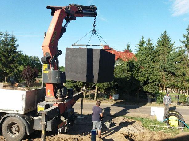 Zbiorniki betonowe szamba betonowe Rzeszów Kolbuszowa Dębica Tarnów