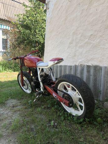 мотоцикл 200 кастом кобра