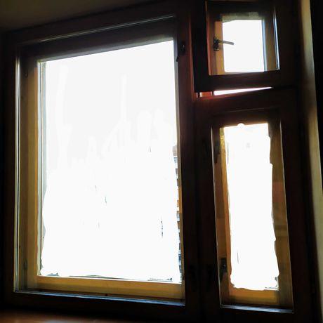 Остекление деревянных рам, окна, балконы, замена стеклопакетов