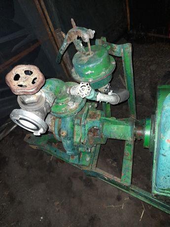 Pompa spalinowa do deszczowni